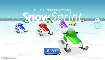 Snow Sprint Fractions