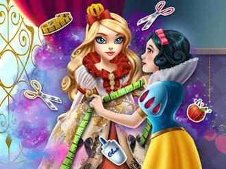 Snow White Tailor for Apple White