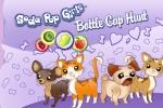 Soda Pop Girls Bottle Cap Hunt