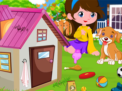 Sofia Dog House Cleaning And Decor