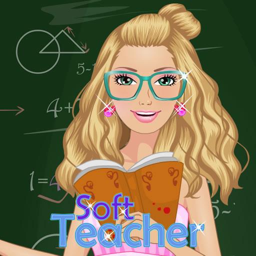 Soft Teacher Dress up