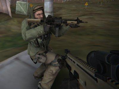 Soldiers 6 - World War Z