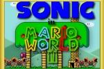 Sonic in Mario World 2