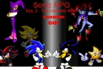 Sonic RPG - Episode 2 - The Darkness Arise