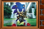 Sonic Sort My Tiles Puzzle