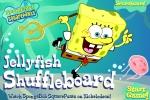 Sponge Bob Square Pants Jellyfish Shuffleboard