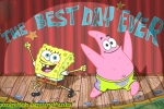 Sponge Bob The Best Day Ever