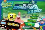 Spongebob Squarepants Atlantis Squarepantis Bus Rush