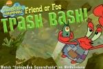 SpongeBob Squarepants Trash Bash