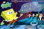 Spongebob Squarepants - Who Bob What Pants?