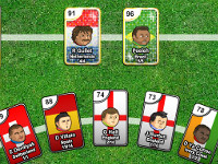 Sports Heads Cards: Squad Swap