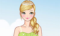 Spring Bride Dress Up