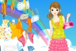 Spring Umbrella Dress-up