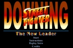 Street Fighter - Downing - The New Leader