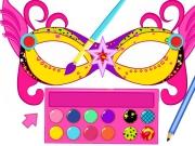 Super Barbie Mask Designer