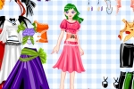 Super Cartoon Princess Dress Up
