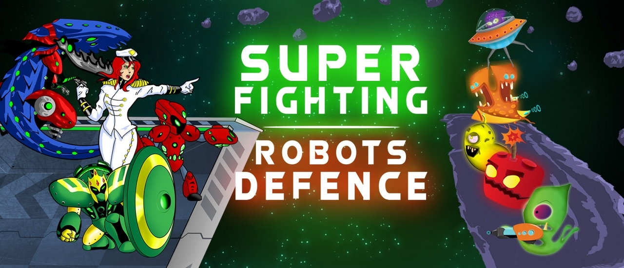 Super Fighting Robots Defense