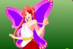 Super Forrest Fairy Dress Up