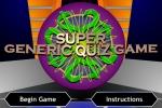 Super Generic Quiz