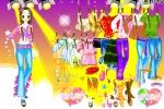 Super Star Dancer Dress-up