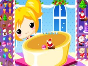 Super Sweet Christmas Cake