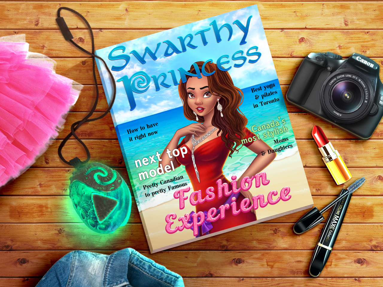 Swarthy Princess Fashion Experience