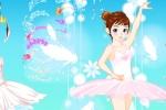 Sweet Ballerina Dancer Dress Up
