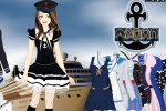 Tandy Sailor Girl Dressup