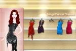 Tango Dancer Dresses
