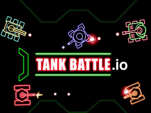 Tank Battle io Multiplayer