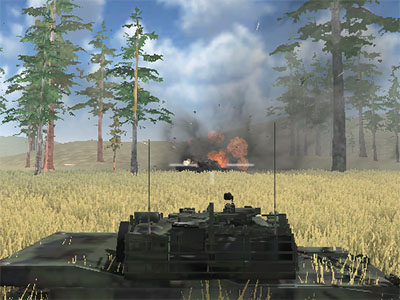 Tanks Battleground