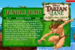 Tarzan and Jane - Jungle Jump