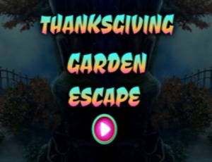 Thanksgiving Garden Escape