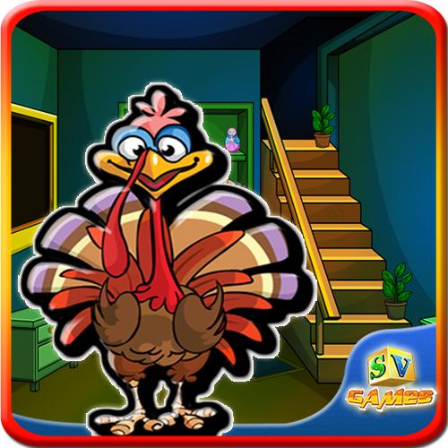 Thanksgiving Turkey Escape Sivi