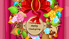 Thanksgiving Wreath