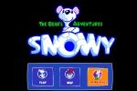 The Bear's Snowy Adventures