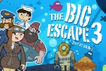 The Big Escape 3 Out At Sea
