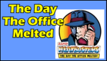 The Day The Office Melted