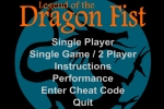 The Legend Of Dragon Fist