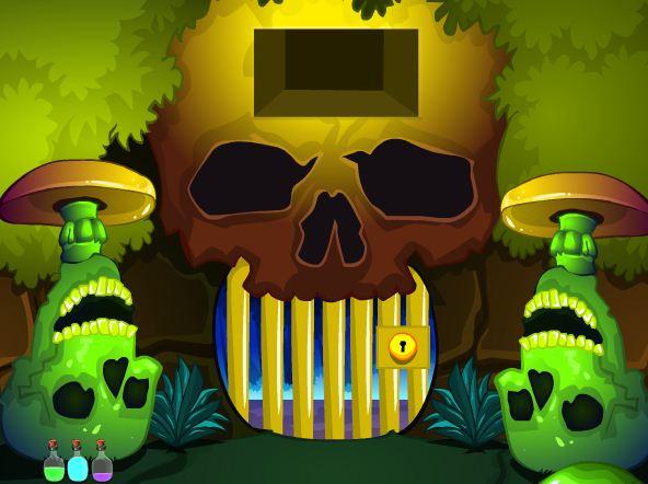 The Skull Garland