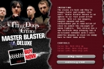 Three Days Grace Master Blaster Deluxe