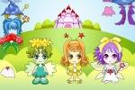 Three Fairy's Dressup