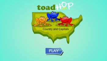 Toad Hop Capitals