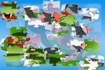 Tom Chasing Jerry Jigsaw Puzzle