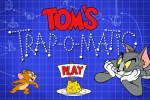 Tom Jerry Tom's Trap O Matic