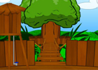 Toon Escape Tree House