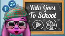 Toto Goes to School