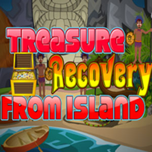 Treasure recovery from island