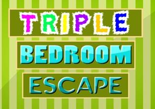 Triple Bedroom Escape