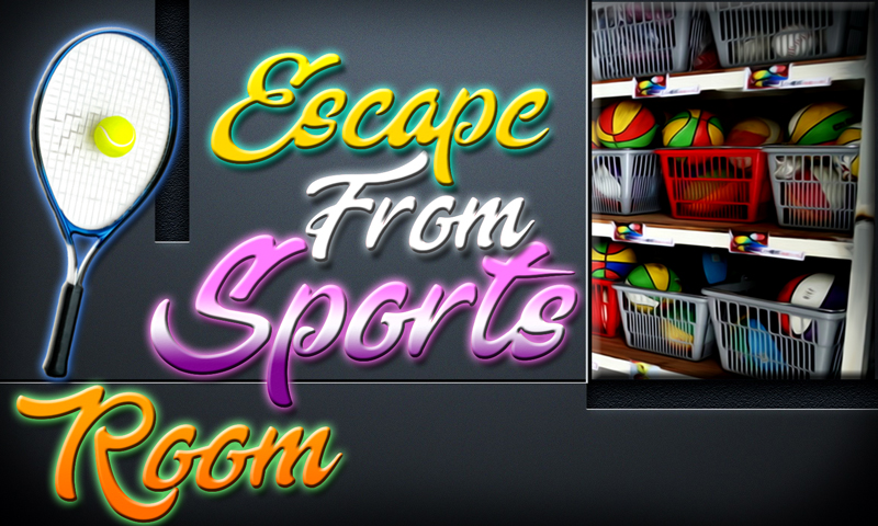 TTNG Escape From Sports Room